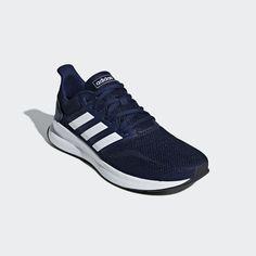 07947d9968c Runfalcon Shoes Blue 6.5 Mens Lightweight Running Shoes