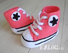 Zapatillas Tejidas Para Bebés, Niños y bebé, Ropa, Niños y bebé, Patucos, Crochet, Ropa
