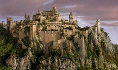 Cair Paravel architecture is a large inspiration to the city of Aniketos, introduced in the second book of The Tor Trilogy.