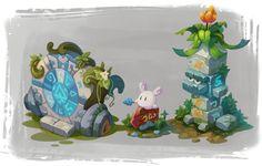 Cartoon scene, cong lee on ArtStation at https://www.artstation.com/artwork/cartoon-scene-a7e9ba88-46ef-47d4-89e4-66383ea123bd