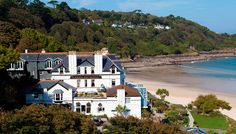 Carbis Bay Hotel - Luxury Hotel and Self-Catering Accommodation in St.Ives, Cornwall