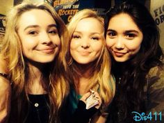 Three of the most amazing people!!!singers / actresses