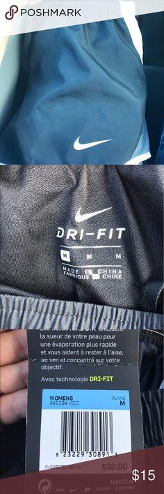 NWT Nike running shorts Size medium Nike Shorts