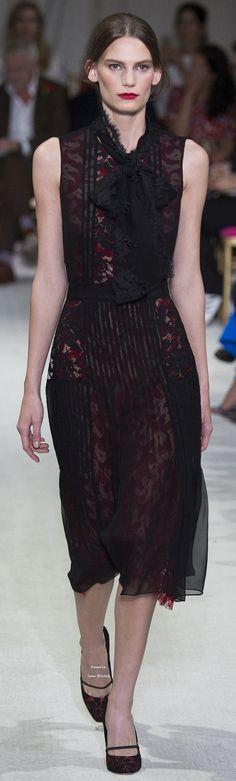 Oscar de la Renta Collection Spring 2016 Ready-to-Wear
