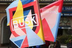 Busk - Singer Songwriter Festival on Behance