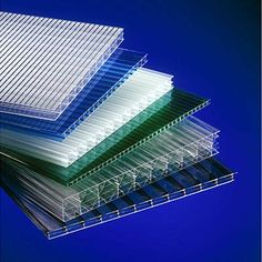 #Polycarbonatesheets is one of the most commonly used #buildingmaterials which is often used as an alternative to glass. These sheets are made of thermoplastic composites and therefore it is ingrained with a number of beneficial features.