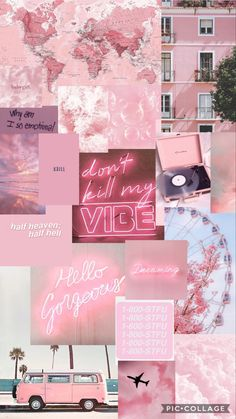 a pink aesthetic collage for a phone background. Pink Wallpaper Girly, Retro Wallpaper, Aesthetic Pastel Wallpaper, Aesthetic Backgrounds, Aesthetic Wallpapers, Aztec Wallpaper, Cute Patterns Wallpaper, Cute Wallpaper Backgrounds, Iphone Background Wallpaper