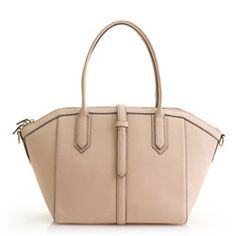 Tartine satchel j. Crew . Tan handbag