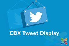CBX Tweet Display Module for Joomla