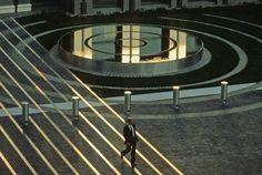 South Coast Plaza Center, CA by PWP Landscape Architecture