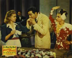 """Weekend in Havana (1941) ●彡 Carmen Miranda, Alice Faye, Cesar Romero, John Payne ●彡The cruise that salesgirl Nan worked so hard to pay for is cut tragically short when the ship hits a reef. In recompense for the failed cruise, Nan is treated to a tour of Havana, guided by a shipping company officer, Jay. Once in Havana, Nan becomes the center of attention when both Jay and a local man (Cesar Romero) fall for her. Songs include """"Tropical Magic,"""" """"Romance and Rhumba,""""  """"A Weekend in Havana."""""""