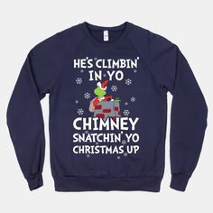 BEST CHRISTMAS SWEATER EVER!!!!!