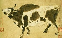https://flic.kr/p/6qLFkA   唐-韩滉-五牛图2   Painted by the Tang Dynasty artist Han…