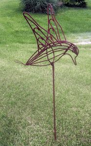 Lg Hummingbird Stake