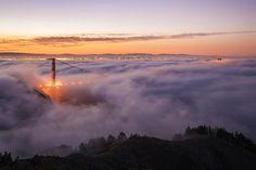 L'ora dorata: quando il mondo si sveglia » Fotografia di Michael Bennett, National Geographic Your Shot