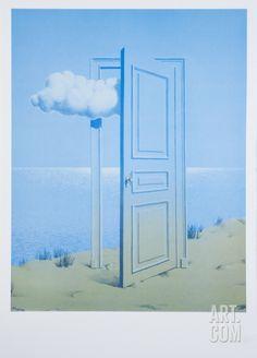 La Victoire, 1938 Art Print by Rene Magritte at Art.com