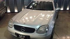 Mercedes-Benz SLK230 Kompressor 2.3 16V