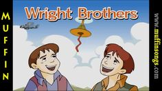 Use with Glorious Flight.  FIAR  Muffin Stories - The Wright Brothers, Orville and Wilbur | Children's Ta...