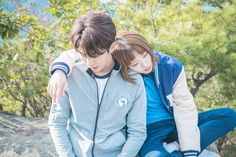 Kim bok joo and Jeon Joon hyung are my baby's Swag Couples, Couples In Love, One Yg, Live Action, Weightlifting Fairy Kim Bok Joo Wallpapers, Weightlifting Kim Bok Joo, Weighlifting Fairy Kim Bok Joo, Nam Joo Hyuk Lee Sung Kyung, Kdrama