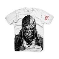 Dishonored Corvo: Bodyguard Assassin Extra Extra Large T-shirt White (ge1647xxl)
