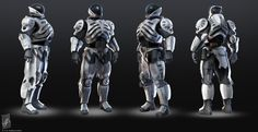 Titan: The Armour of the Dread by TheMaestroNoob on DeviantArt