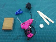 A Very Simple Catapult to Make With Kids : 6 Steps (with Pictures) - Instructables Popsicle Stick Crafts, Craft Stick Crafts, Craft Sticks, Girl Scout Swap, Girl Scout Leader, Catapult For Kids, Rocking Horse Toy, Science Electricity, Girl Scout Crafts