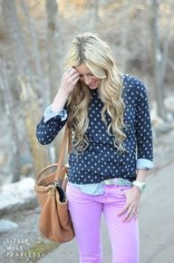 #jcrew anchor blouse