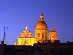 Siggiewi, Malta - My incredibly picturesque home village!