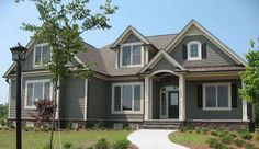 1830 sqft. Color and siding