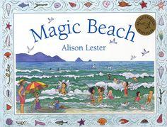 Alison Lester, Magic beach - Google Search