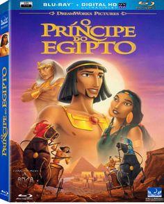 O Principe Do Egito ANI 1998 1h 38min Tem Trailer Titulo Original