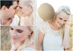 We did the hair and make-up for Anja and Michael's couple shoot.  hello@theheartfeltcollection.co.za │bridal │bride │wedding ideas │hair and make-up │nude make-up │nude colours │white dress │nature │natural │subtle │freckles │smiles │photography │blonde │gent│button shirt│long hair │feminine │classic │style │couple │relationship │love │goals │kiss│rustic │