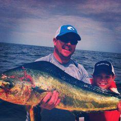 Mahi Mahi caught out of Holden Beach, NC with Ollie Raja Charters