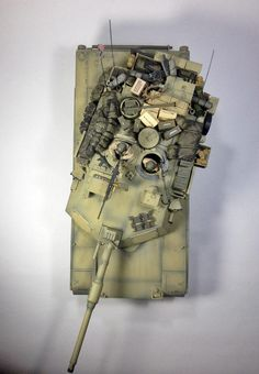 M1A2 Abrams OIF 1:35 by Daz