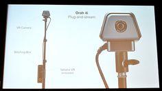 [GTC 2016]4眼式カメラと専用ハードでPCいらずの360度ビデオ配信。VideoStitchの360度ビデオ製品が披露された講演をレポート