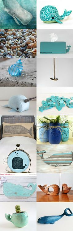 The Whale! by Anne Hermine on Etsy--Pinned with TreasuryPin.com #annehermine
