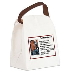 Cain Canvas Lunch Bag