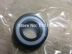 59.71$  Watch now - http://aliz9x.worldwells.pw/go.php?t=32437358492 - 6204-2RS full SI3N4 ceramic deep groove ball bearing 20x47x14mm 6204 2RS P5 ABEC5 59.71$