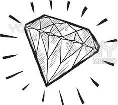 How to Draw Super Mario Bros. Mushroom – Easy Things To Draw In this I go throug… Wie zeichne ich Super Mario Bros. Mushroom – Einfache Dinge zu zeichnen In diesem gehe ich durch, wie ich zeichne Easy Things to Draw Tumblr Drawings Easy, Easy Drawings For Beginners, Easy Drawings For Kids, Cool Drawings, Pencil Drawings, Simple Drawings, Heart Drawings, Diamond Sketch, Diamond Drawing