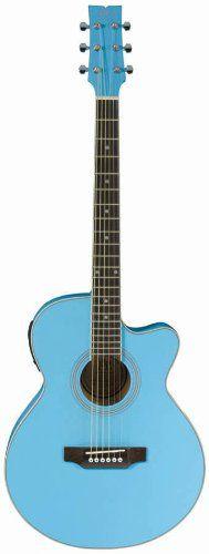 Guitars & Basses Diplomatic Ibanez Pf 15ece Acoustic/electric Guitar Transparent Blue Burst High Quality Goods