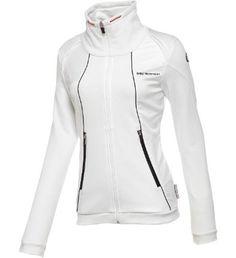Consider yourself the ultimate BMW Motorsport fan? Then, consider us your official uniform supplier. This zip-up sweatshirt isn