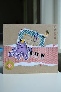 Santun Maja: crafting cards