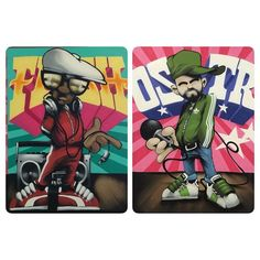 Inkie & Cheo