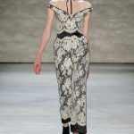 Top looks from Zimmermann NYFW 2014 Fall show.