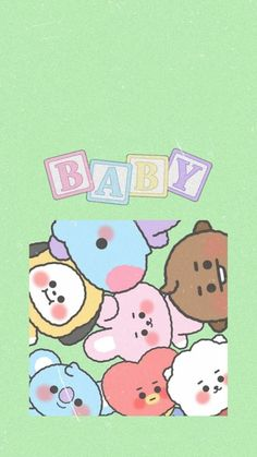 Army Wallpaper, Cute Wallpaper Backgrounds, Cute Cartoon Wallpapers, Bts Wallpaper, Bts Jungkook, Cute Walpaper, Vanellope Y Ralph, Make My Day, Bts Aesthetic Wallpaper For Phone