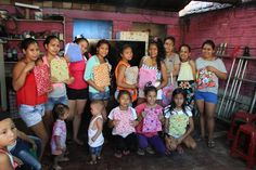 Hefzi-Ba, a ministry for women in Iquitos, Peru, handed out their first batch of #DaysforGirls kits! Thank you for all that you do.