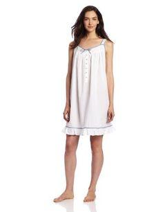 Industries Needs — Eileen West Women's Starfish Cove Short Gown 100%...