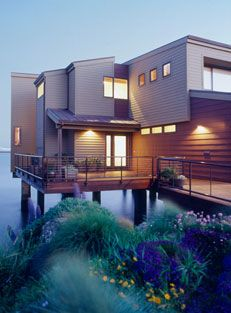 Waterfront Home, CA