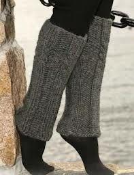 guantes,mitones y polainas al crochet - Buscar con Google