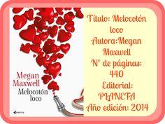 """Ficha """"Melocotón loco"""", Megan Maxwell"""